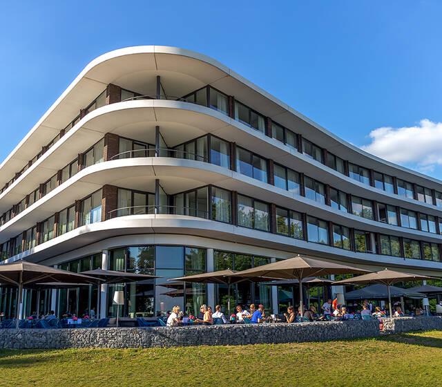 Bron: Hotel-Restaurant De Wageningsche Berg