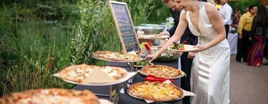 ¡¡¡Pizzas Gourmet Hechas en tu evento!!!! Te cotizamos sin compromiso