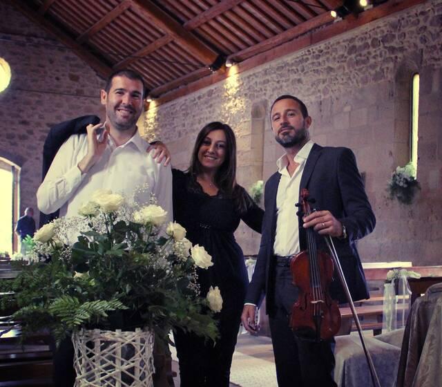 Musiche per Cerimonie trio