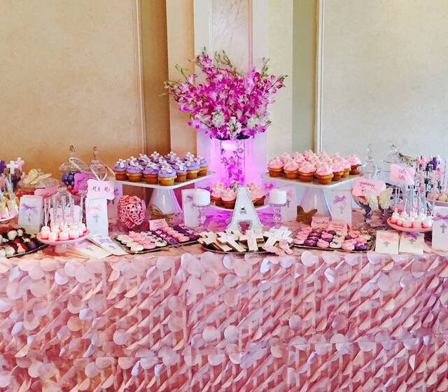 """Candy Table"" - mesa de doces"