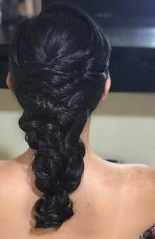 Hairstyle by Cindy