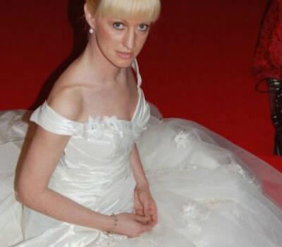 Beispiel: Brautstyling, Foto: Professional Beauty VIP.