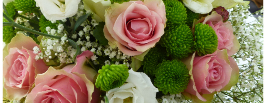 Bouquet de mariage - Magie de l'Ephémère