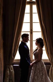 Свадьба в Праге, Чехия
