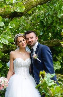 Hochzeitsfotos aus dem Jahr 2017