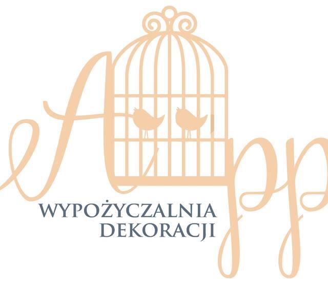 Logotyp APP Wypożyczalnia Dekoracji