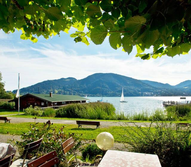 Beispiel: Terrasse, Foto: Hotel Terrassenhof.