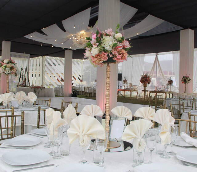 Decoraciones y catering