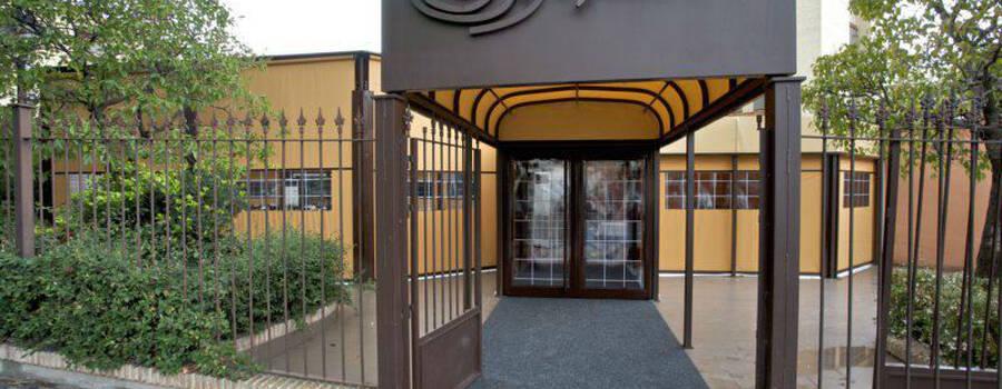 Entrada Restaurante
