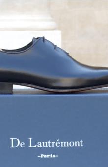De Lautrémont - chaussure haut de gamme pour homme 45ac40c86e3b
