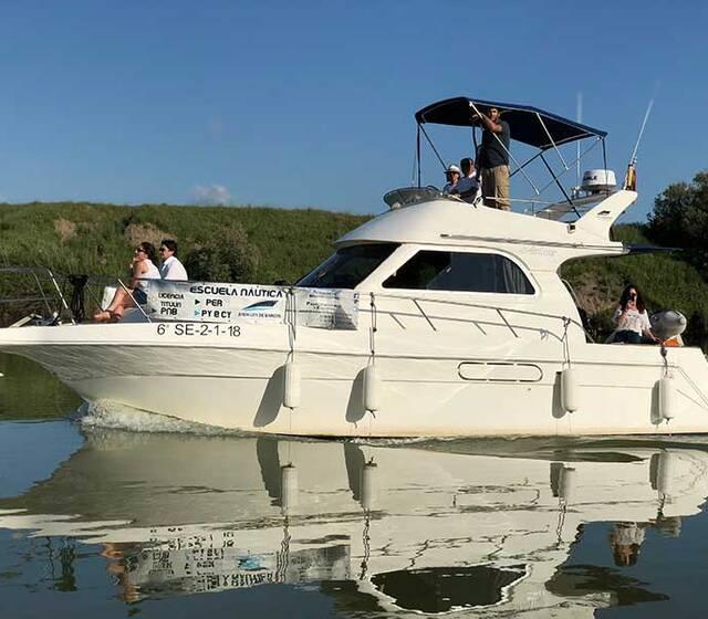 Boat Party Sevilla Grupos reducidos