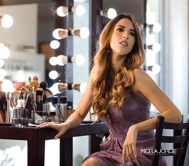 Mora Jorge Make Up Hair & Salón