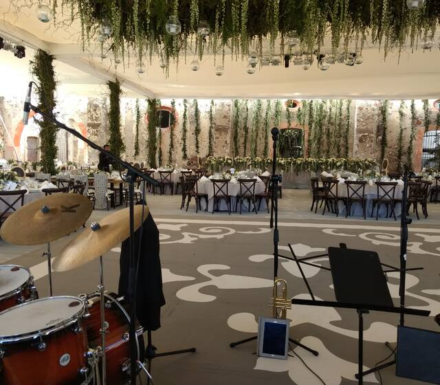 bodas grandes musica jazz