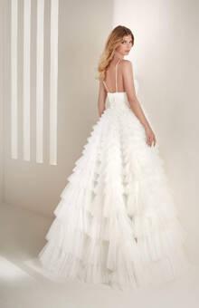 Vestido de Novia SAFIRA de Hannibal Laguna - Colección ATELIER NOVIA 2019