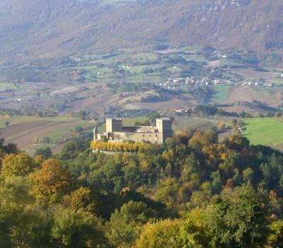 Il castello di Rocca d'Ajello