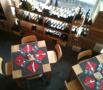 Table d'hôtes pour déjeuner