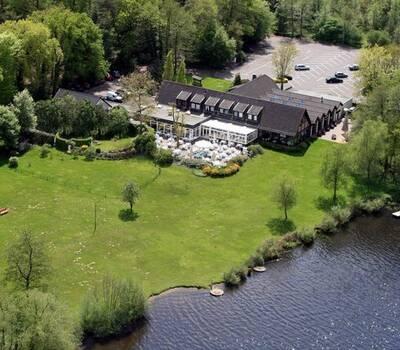 Beispiel: Luftaufnahme, Foto: Am Krickenbecker See.