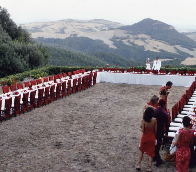 Matrimonio Toscana