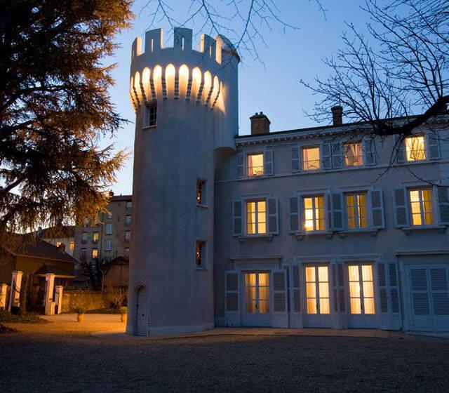 © Château de Montchat