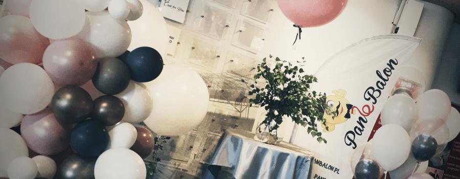 dekoracje  wewnątrz i w plenerze
