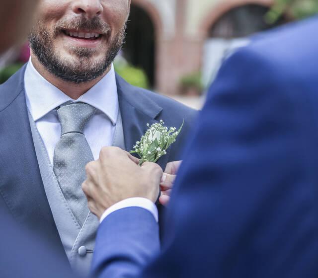 lo sposo!!!