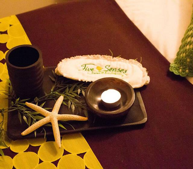 Five Senses Day Spa, tratamientos y spa en Cancún