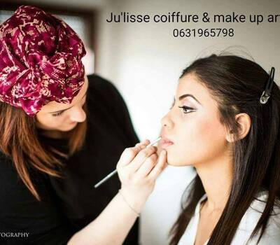 Ju'Lisse Coiffure & Make up artist