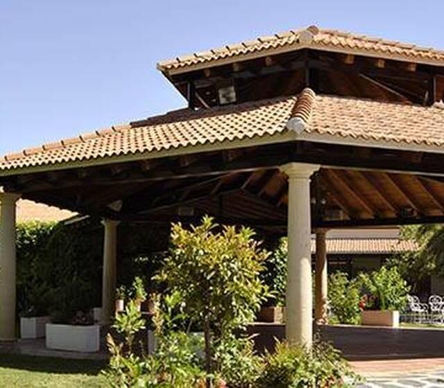 Restaurante Jardines de Consuegra
