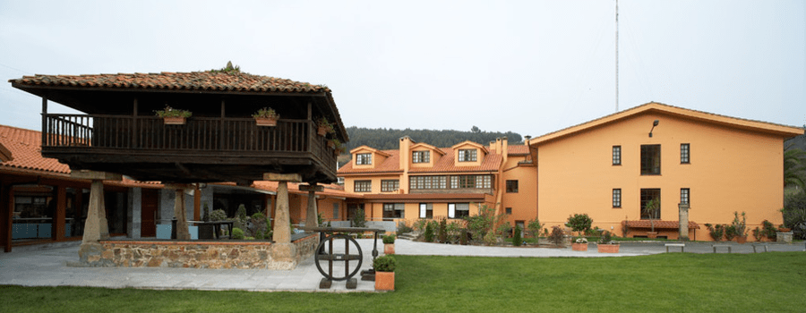 Hotel Marqués de la Moral.