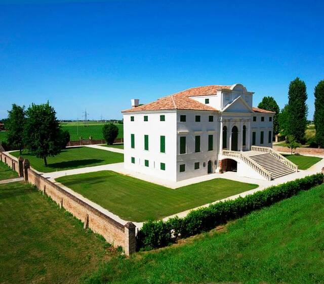 Villa Morosini Polesella.