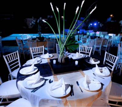 Salones de eventos y banquetes exclusivos para bodas en Puerto Vallarta - Foto Finca de Don Agustín