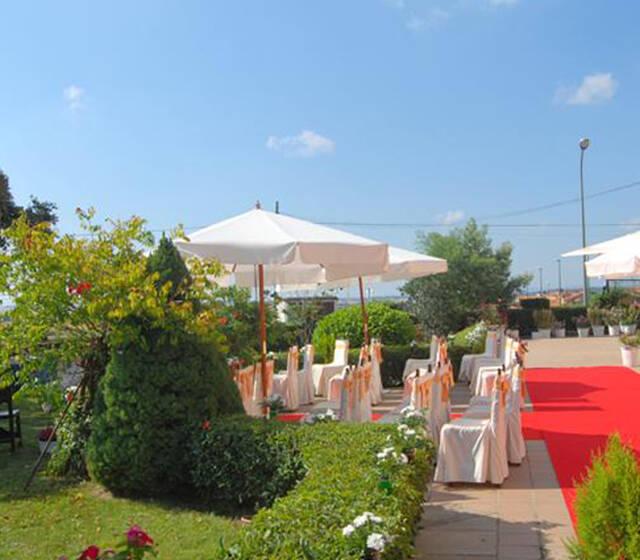 Hotel Restaurante Cuatro Calzadas