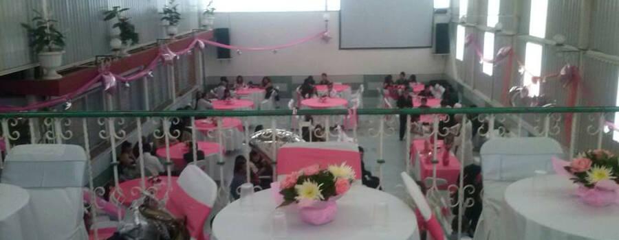 Salón Fiestajusco en el Distrito Federal