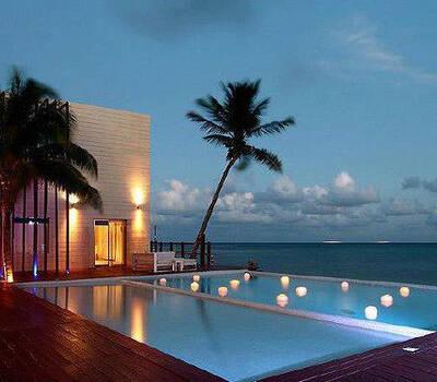 Hotel Pure Mareazul en Playa del Carmen para que celebres tu boda