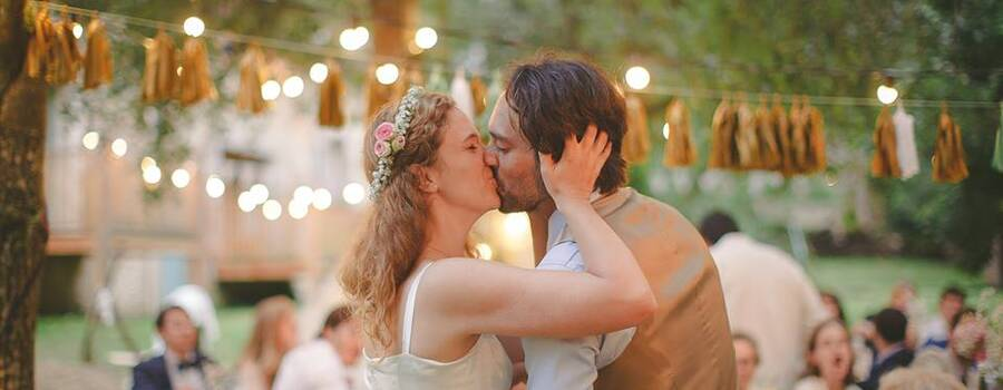 Mariage Sonja & Claudio en plein air