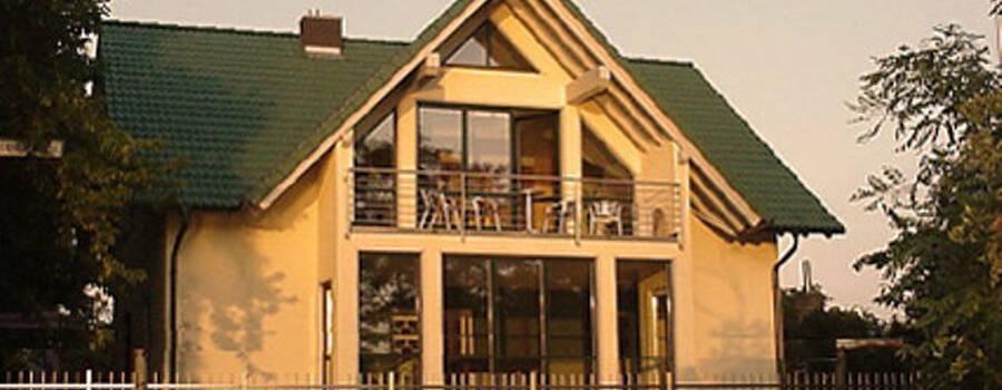 Beispiel: Außenansicht, Foto: Villa am Habermannsee.