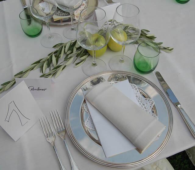 Albergaccio di Castellina Catering.