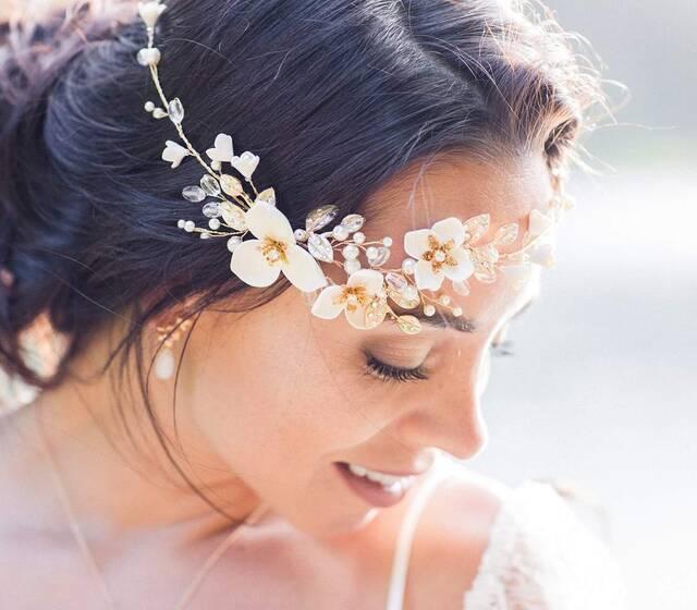 Styled Bridal Serap Yavuz Foto: Véronique Posselt