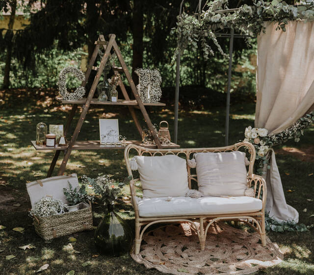 Wedding design Mademoiselle Constellation Crédit photo : Julie Hardiagon photographe