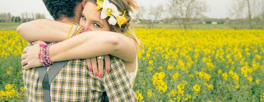 Couronne de fleurs Crédit photo: La fabrik à sourires