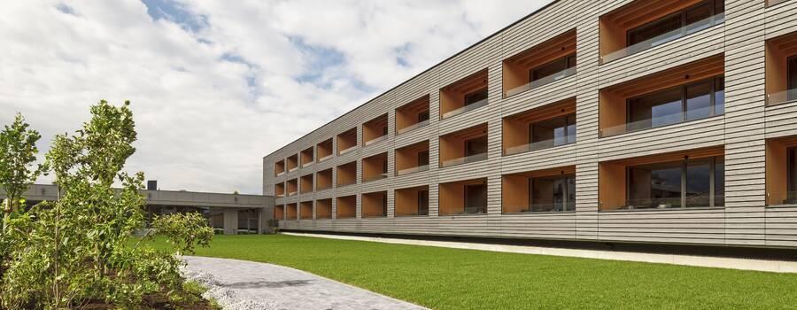 Neues Gartengebäude (c) Christian Wöckinger