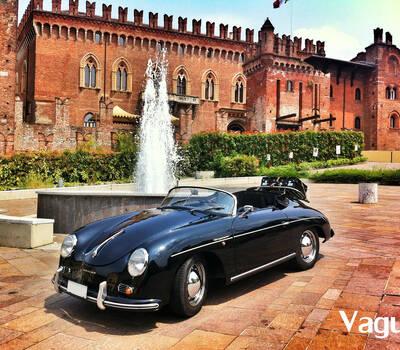 Porsche 356 Speedster Noleggio Matrimoni Monza Como Lecco Milano Bergamo
