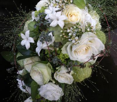 Beispiel: Ihr persönlicher Brautstrauß, Foto: Hochl & Co.