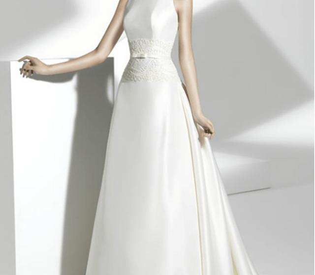 Disenador vestidos novia manu alvarez