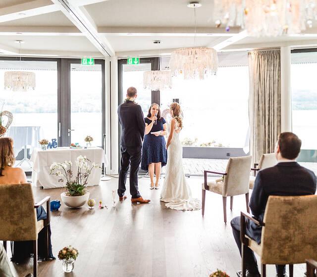 Trauung Hotel Restaurant Schifflände am Hallwilersee