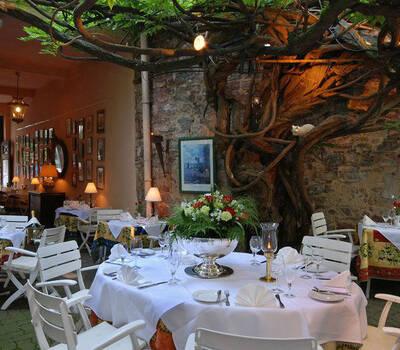 Beispiel: Wintergarten, Foto: Hügels Restaurant Dudelsack.