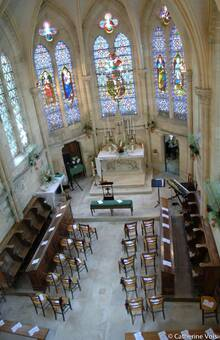 L'Orangerie de Vatimesnil - La Chapelle
