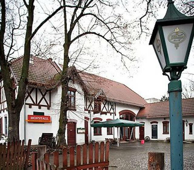 Beispiel: Das Restaurant, Foto: Restaurant Hofstall.