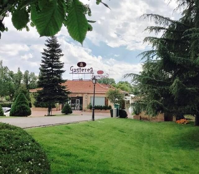 vista exterior del Restaurante Gasterea