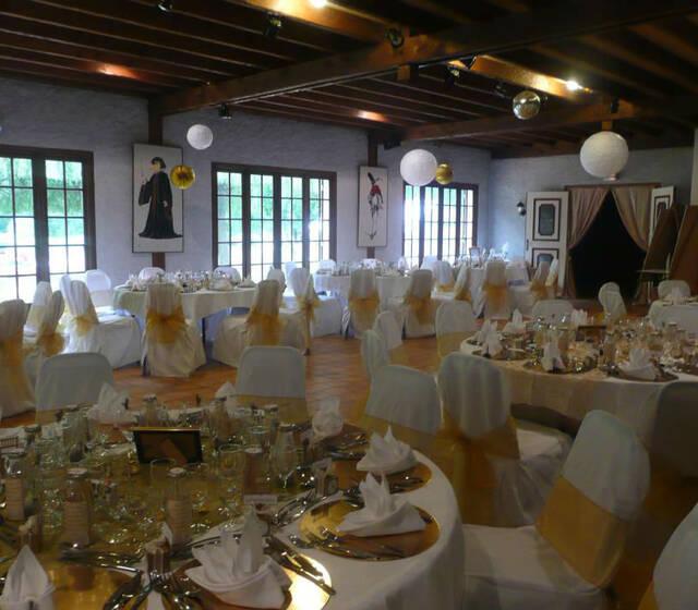 Salle des Talmelliers : 150 places assises